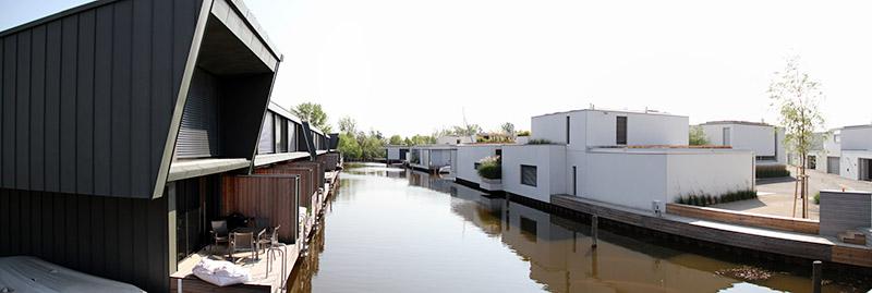 Kast Siedlung am Hafen