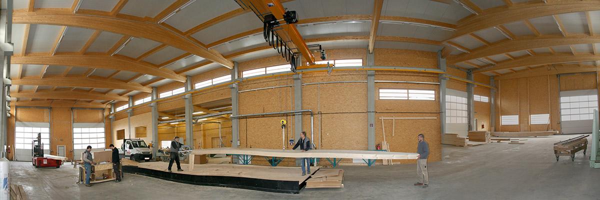 Holzbau Kast Halle