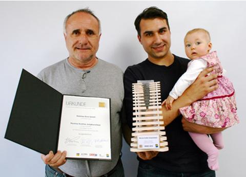 Holzbau Kast Holzbaupreis 2014