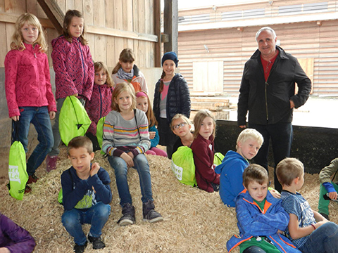 Holzbau Kast - Tag der Lehre