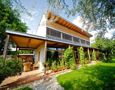 Holzbau Kast Terrasse