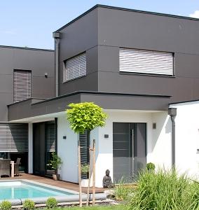 Kast Einfamilienhaus mit Pool
